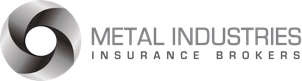 Metal Industries Insurance Brokers Logo
